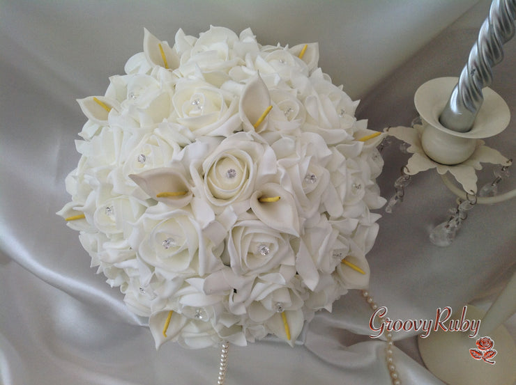 Bride Round Bouquet