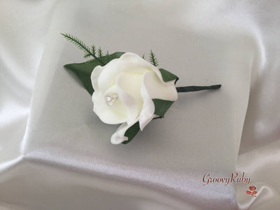 Sample Buttonhole - Colour Of Your Choice