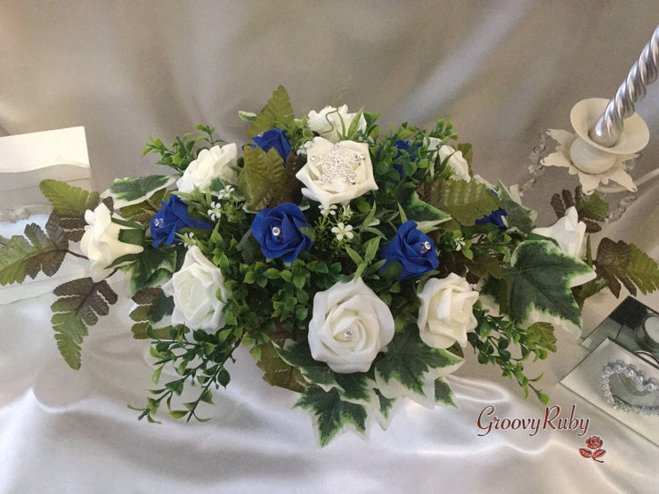 Full Snowflake Table Arrangement