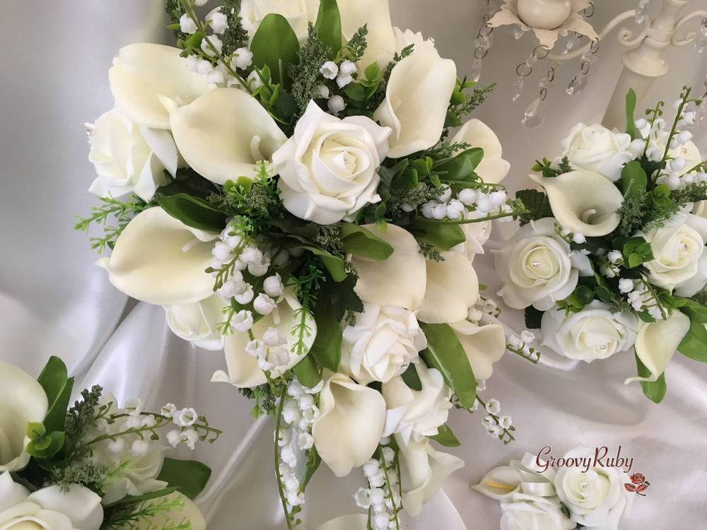 Beautiful Affordable Artificial Wedding Flowers – GroovyRuby Ltd