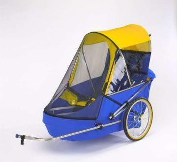 "WIKE EXTRA LARGE ""Special Needs"" Bicycle Trailer"