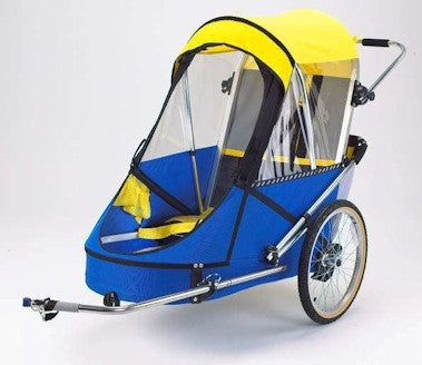 "WIKE LARGE ""Special Needs"" Bicycle Trailer"