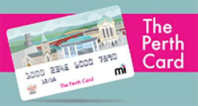 PC Solutions Perth  accepts The Perth Card