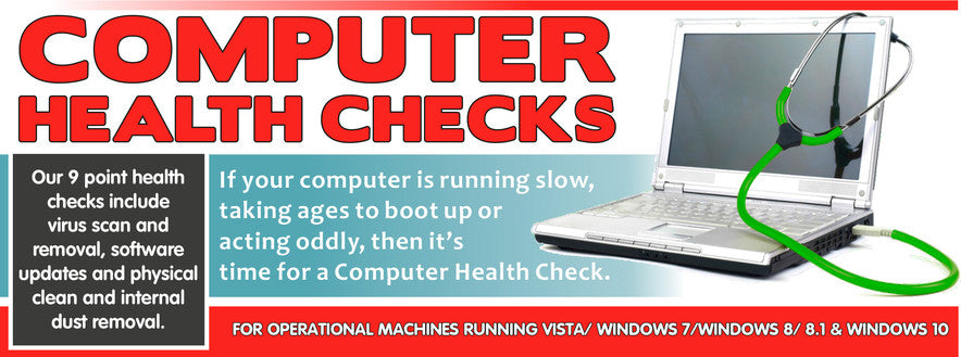 PC Soltuions - Computer Health Checks