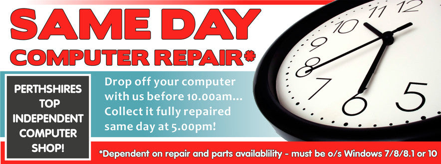 PC Solutions - Same Day Computer Repairs