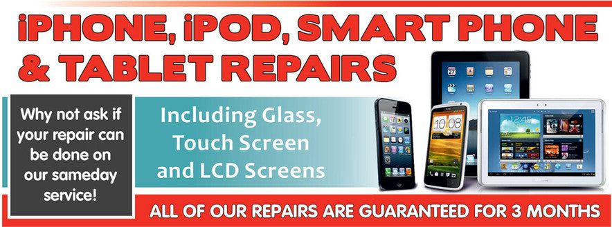 PC Solutions - iPad,iPhone Repairs