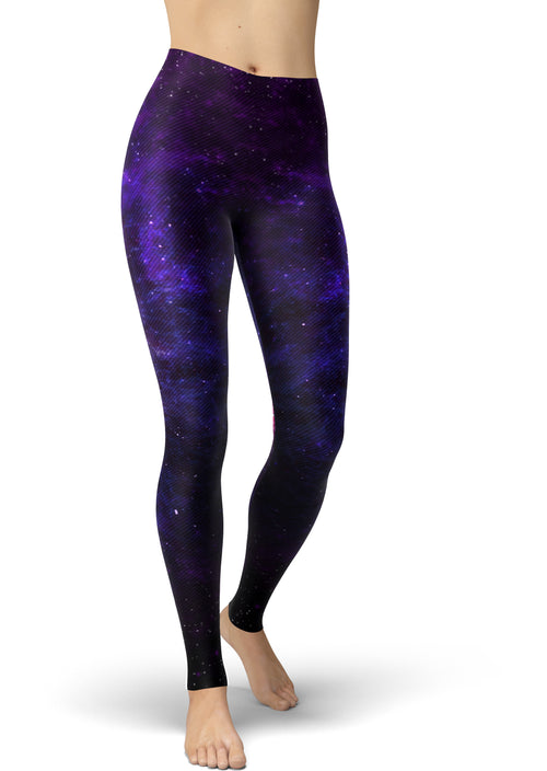 Stars In My Wine Leggings