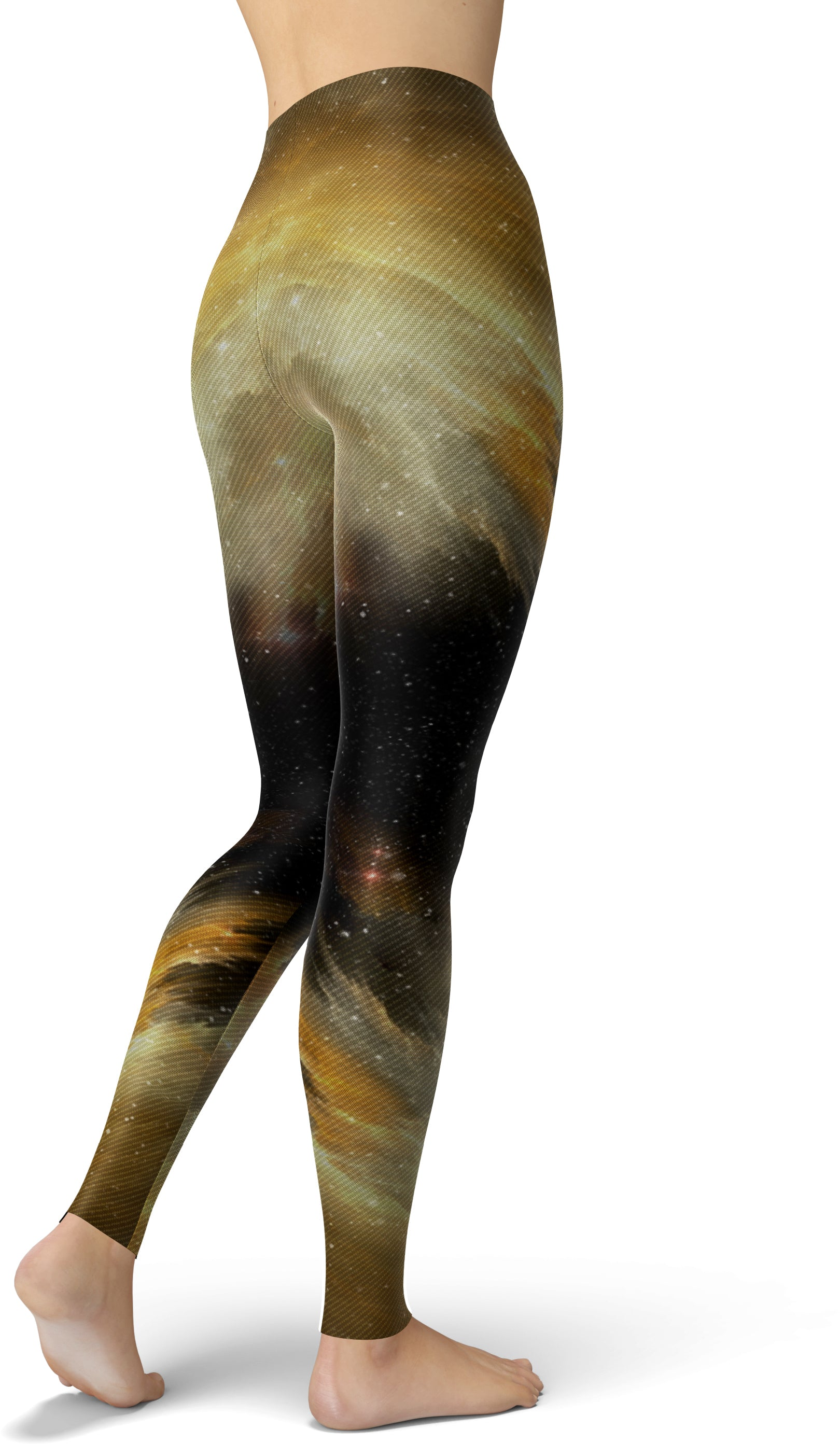 Cosmic Blonde Leggings