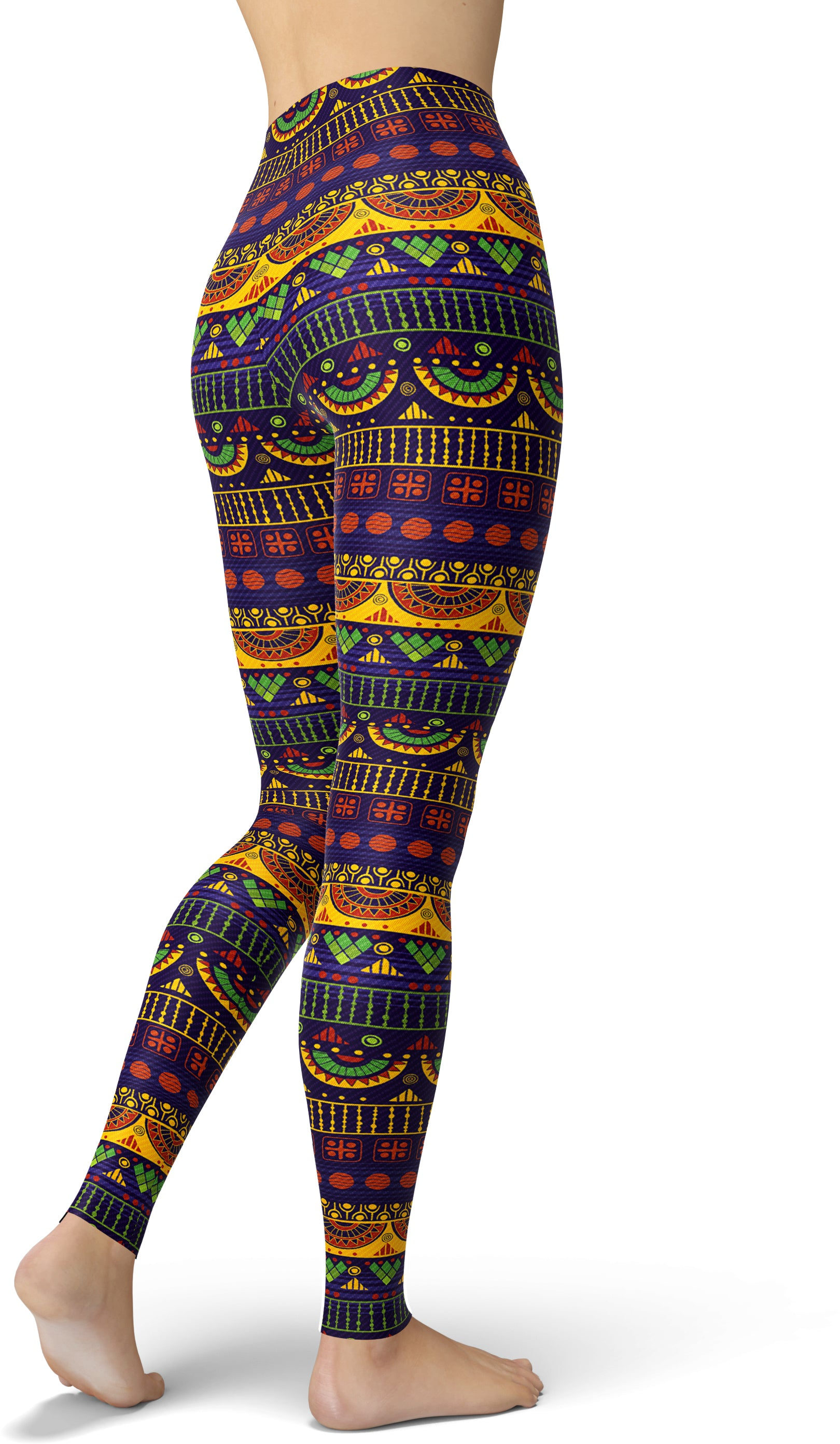 African Royalty Leggings