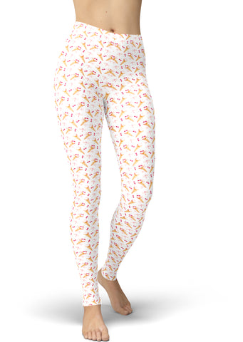 Citrus Field Leggings