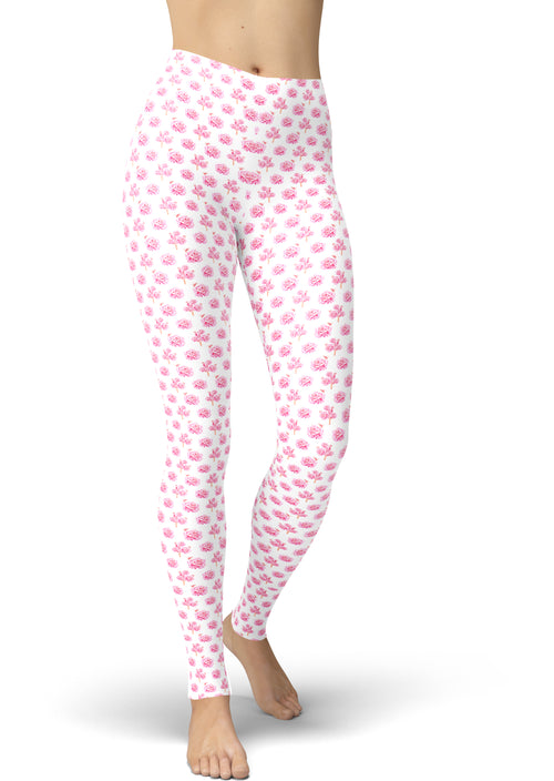Blooming Rose Leggings