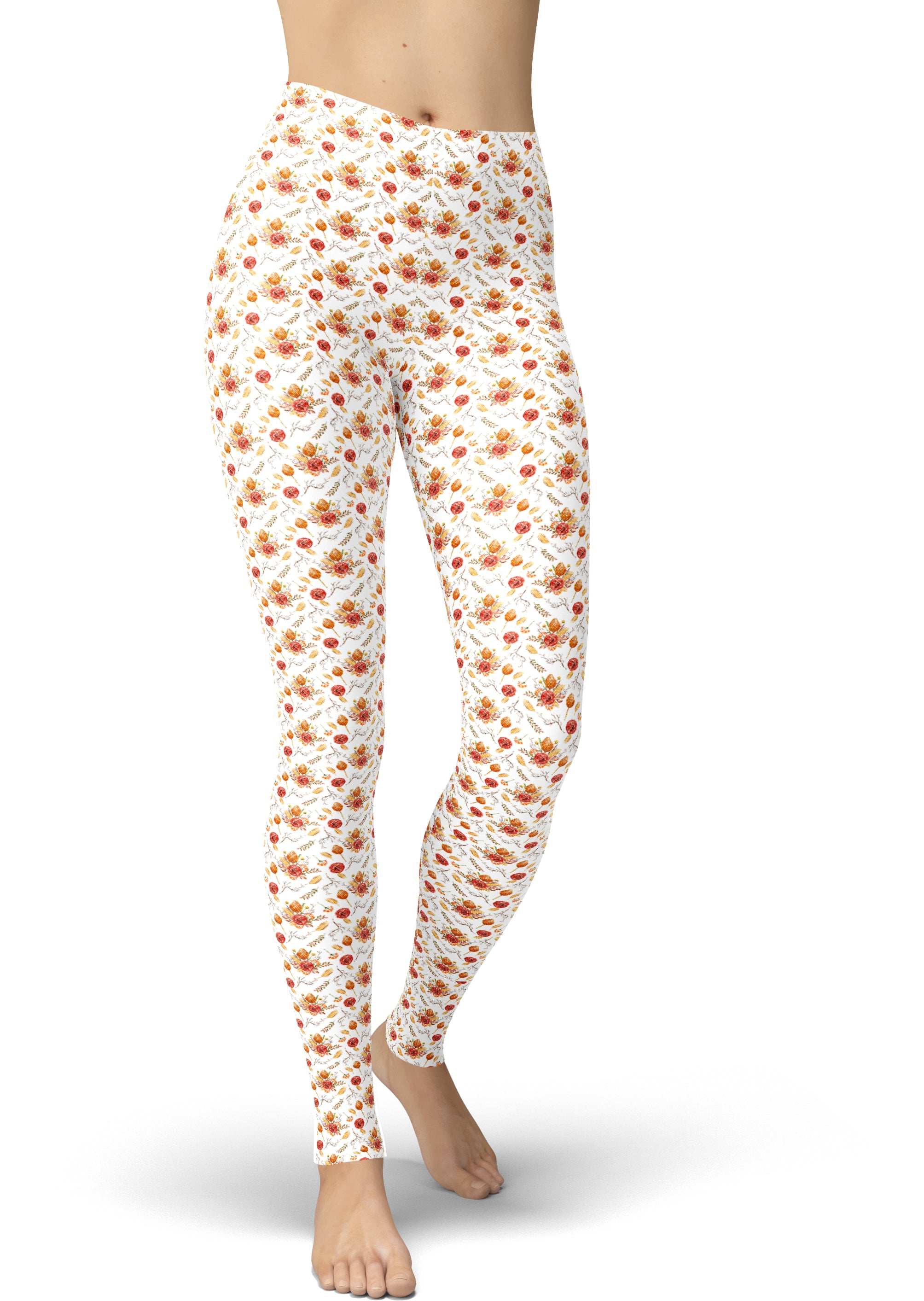 October Harvest Leggings