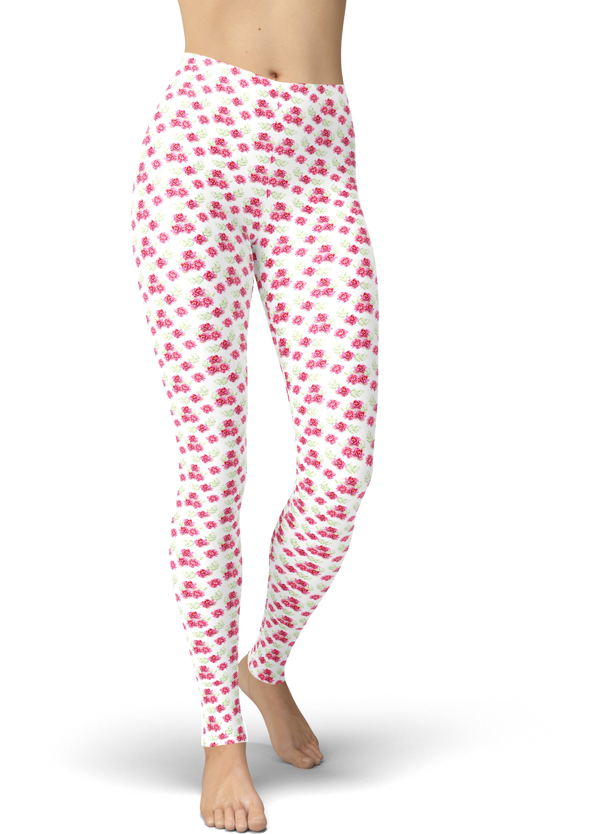 Rose Whisper Leggings