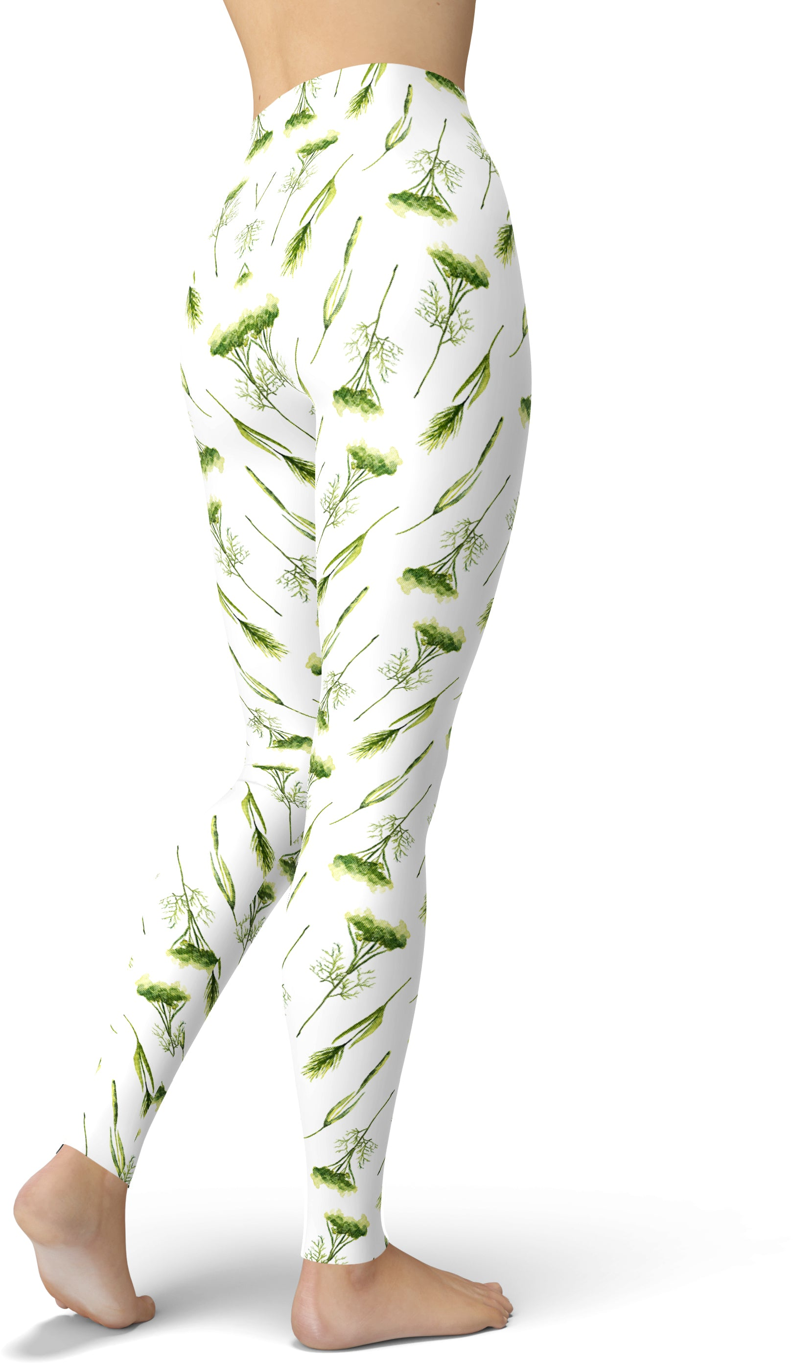 Say it Ain't Cilantro Leggings
