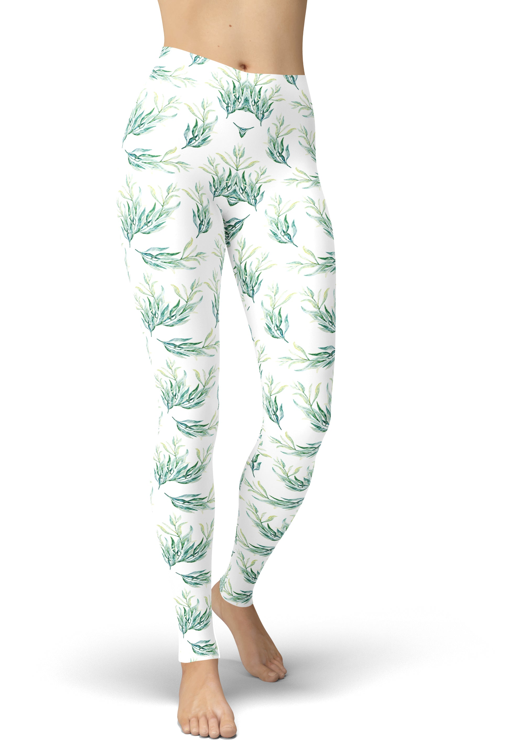 Sea Sage Leggings