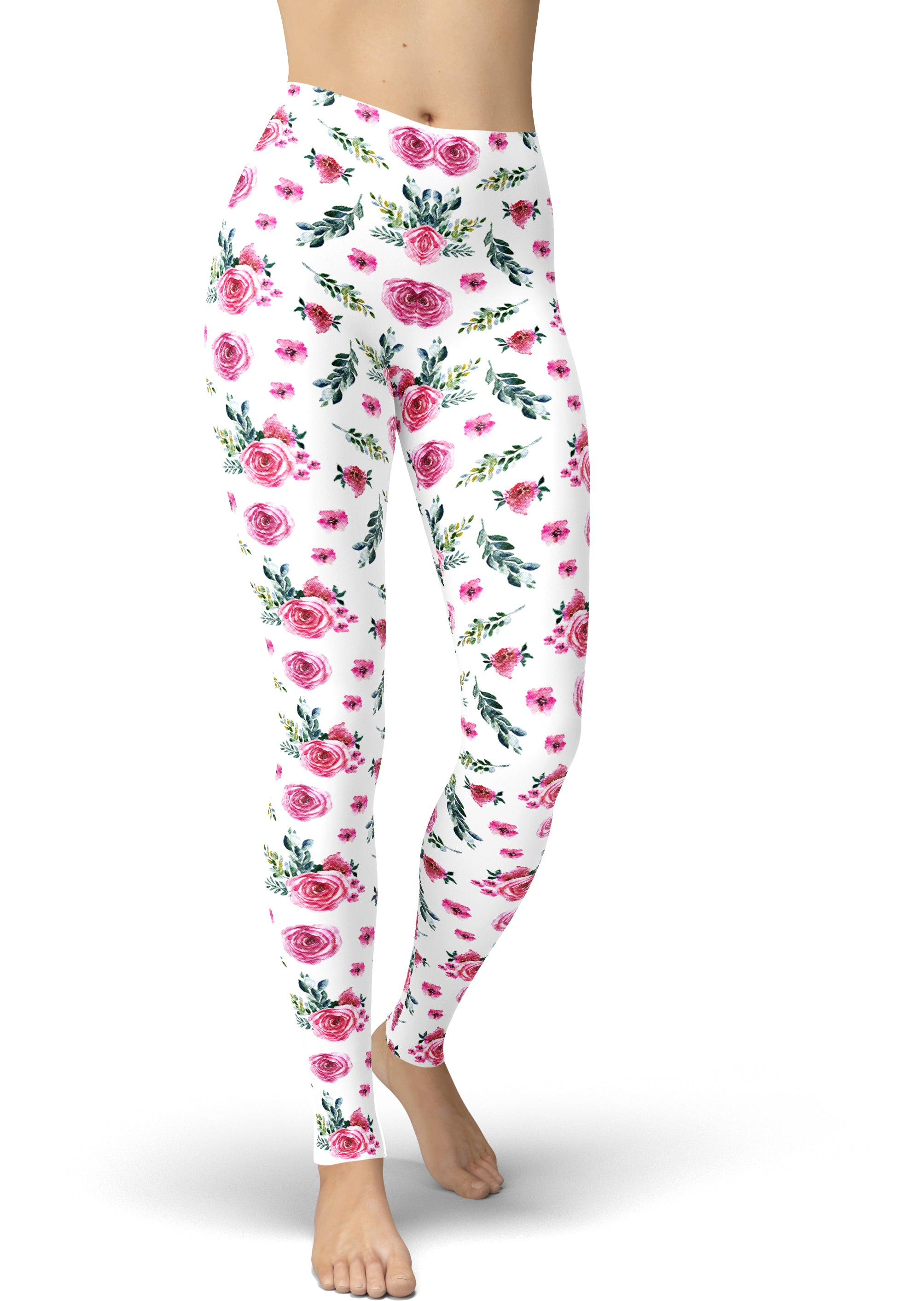 Poppy Poison Leggings