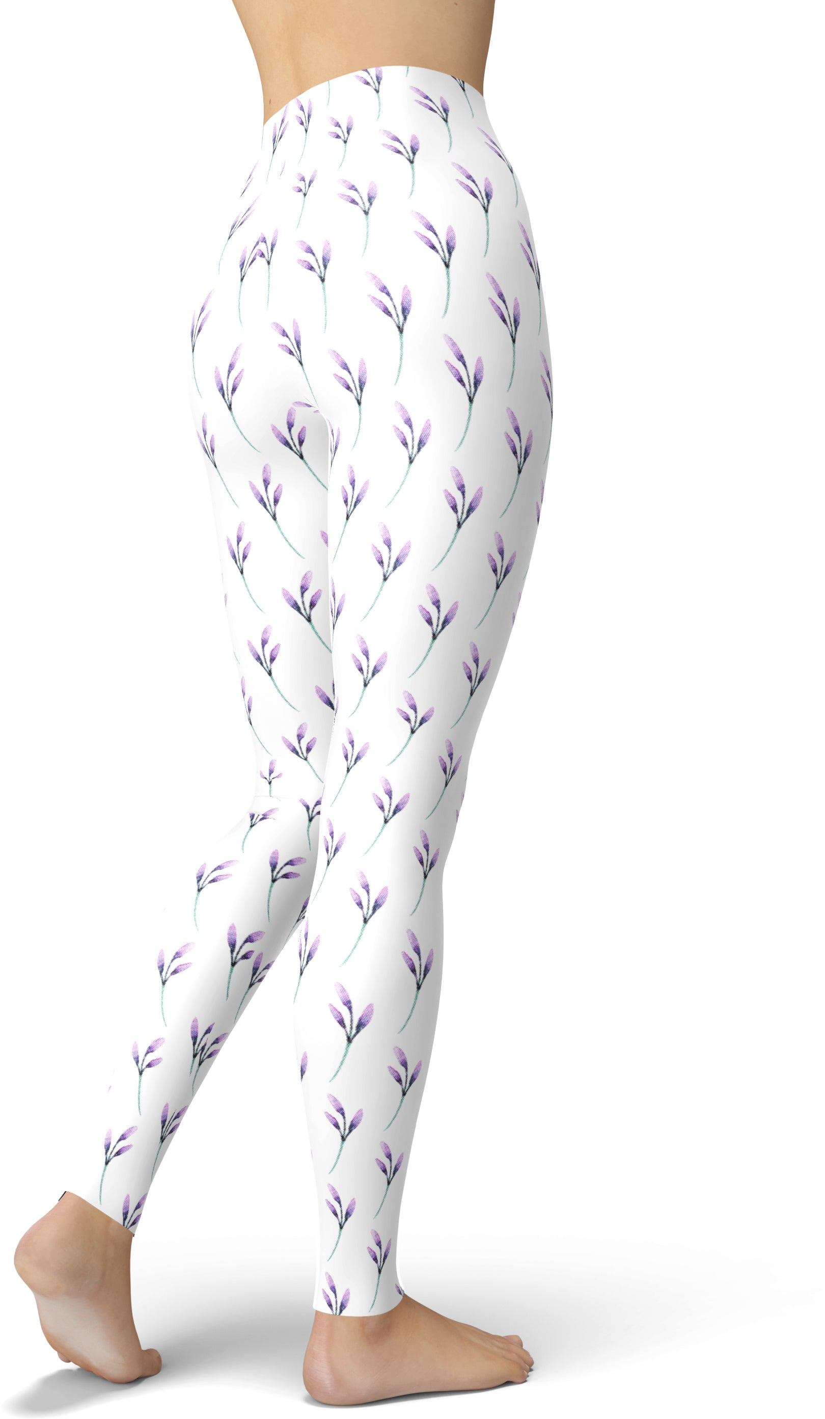 Angle Wisp Leggings