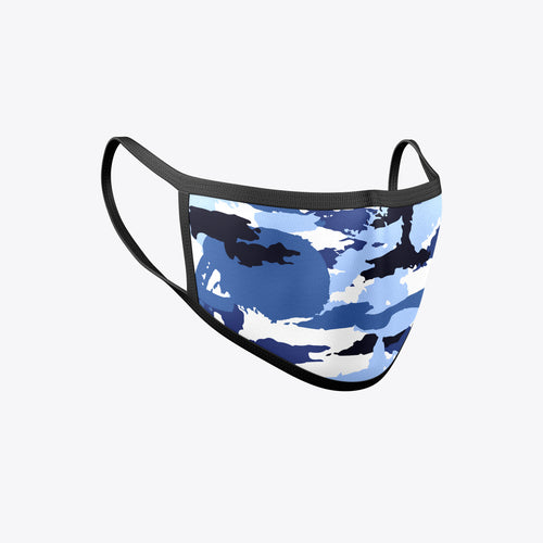 Camo 2 Face Masks