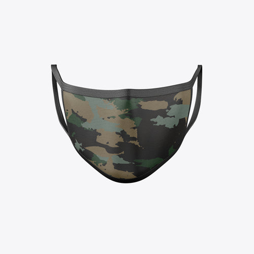 Camo 5 Face Masks