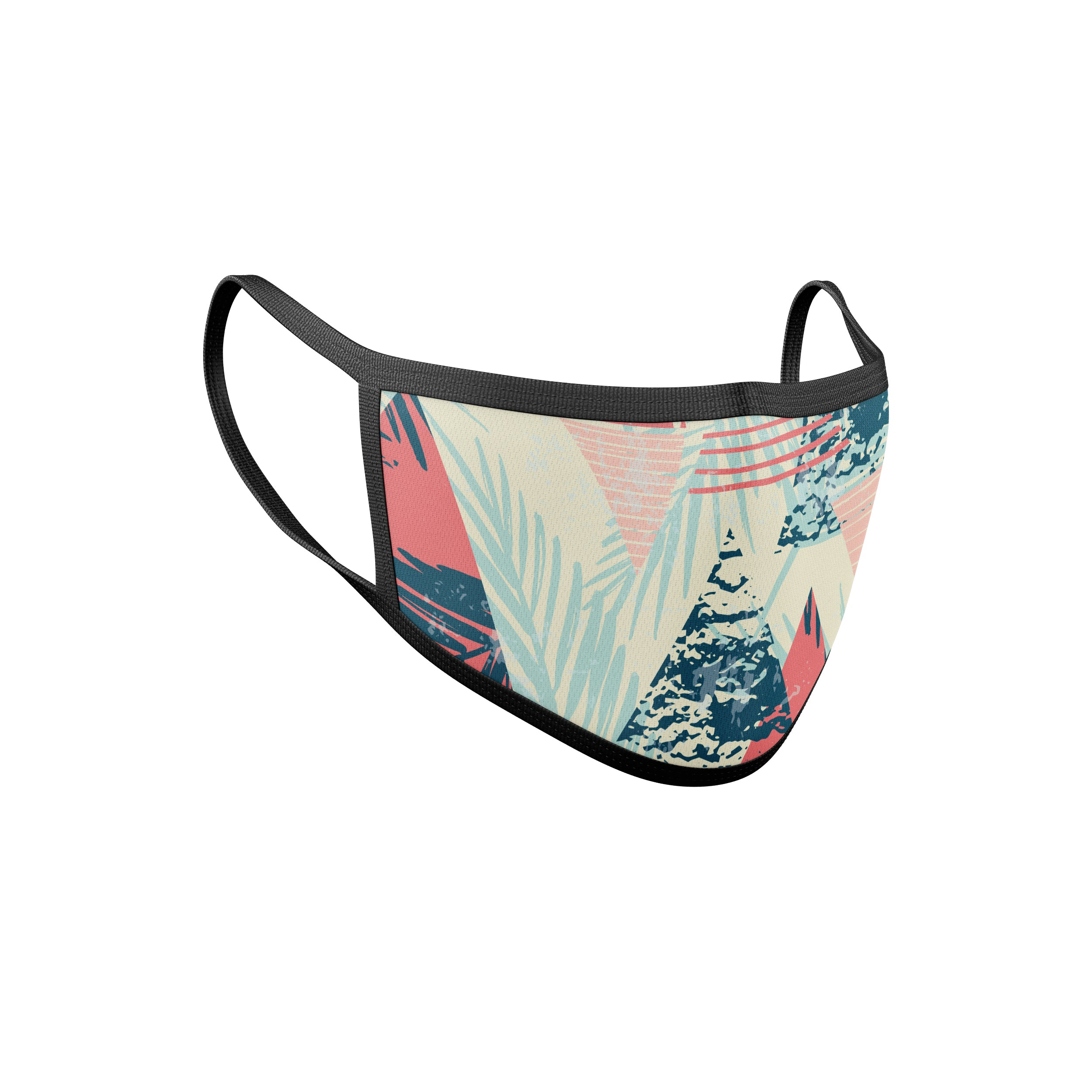 Summer Surf Face Masks