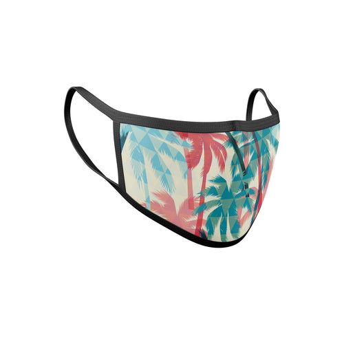 Summer Surf 5 Face Masks