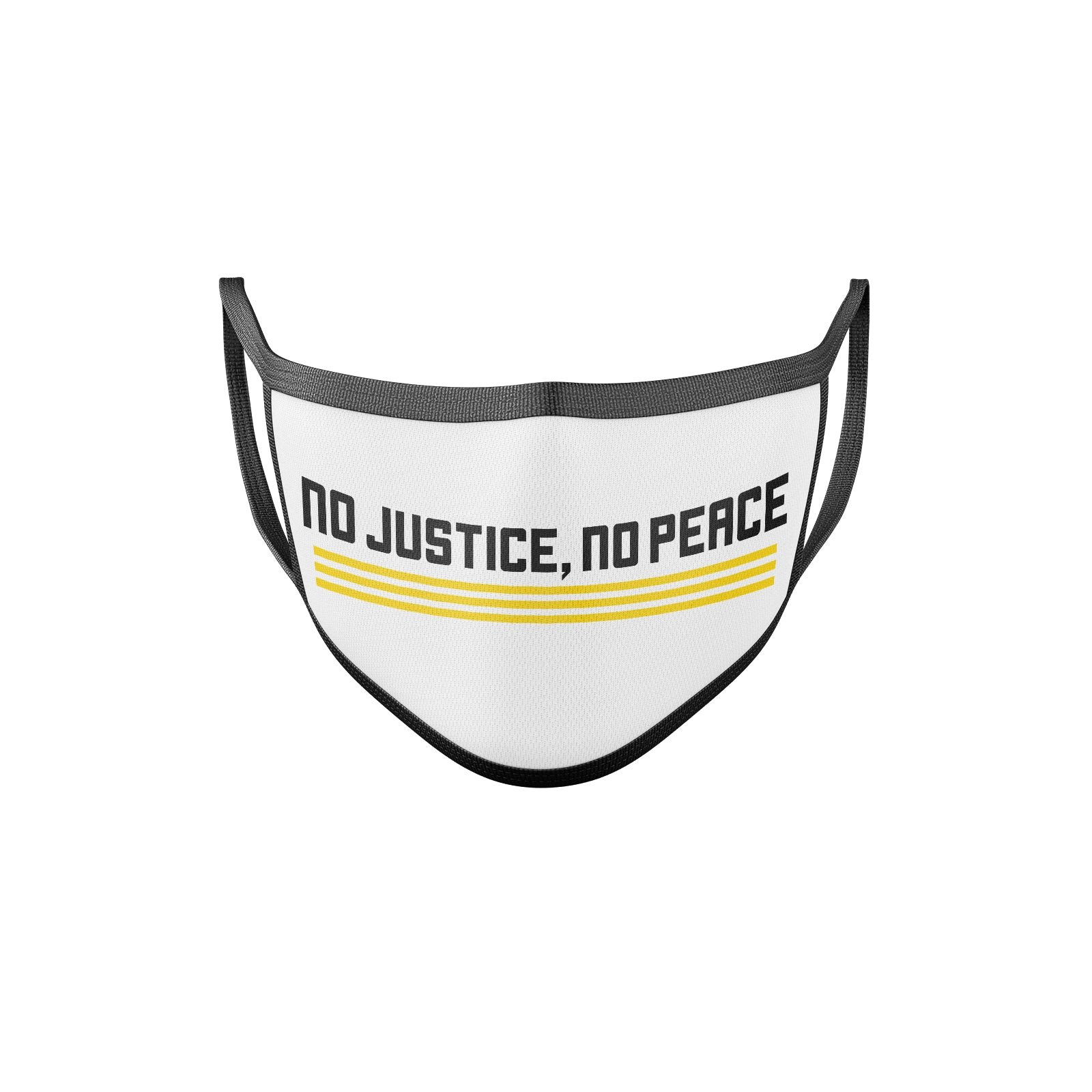 No Justice No Peace Face Masks