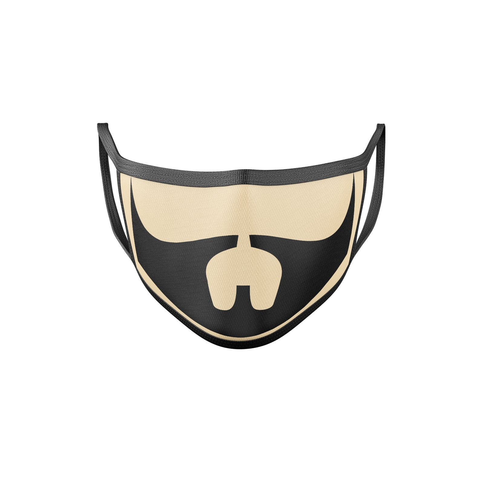 Funny Villain Beard Face Masks