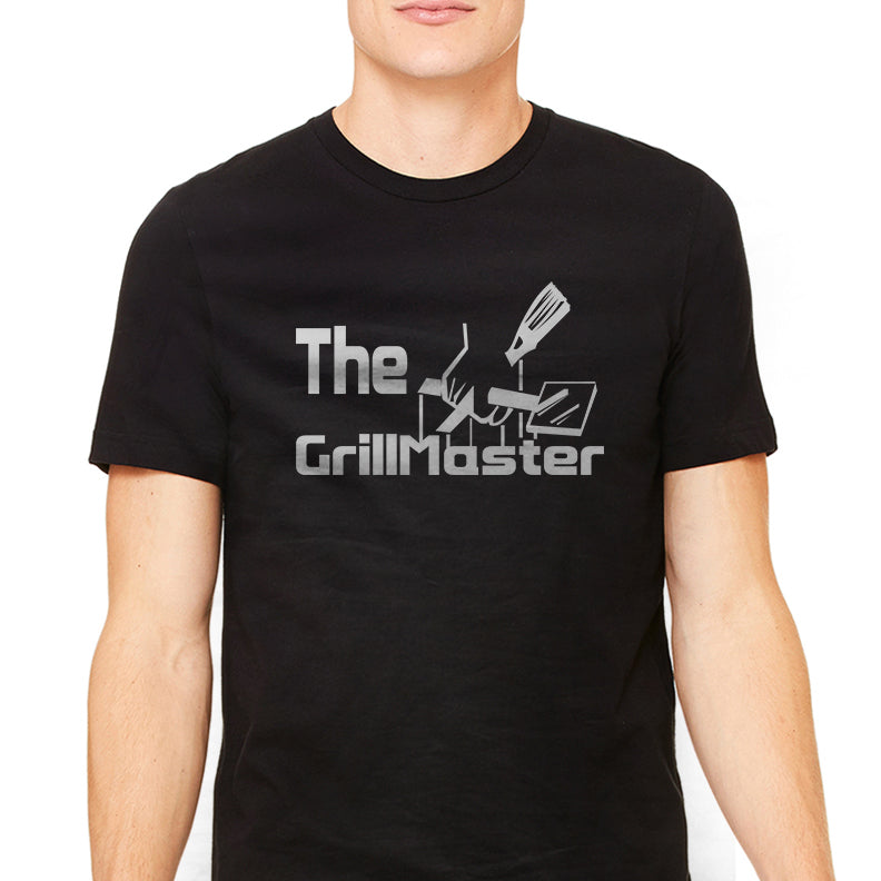 Men's The Grill Master Graphic T-Shrit