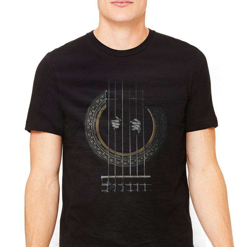 Men's Guitar T-Shirt
