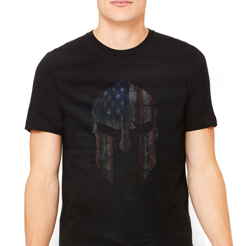 Men's American Spartan T-Shirt