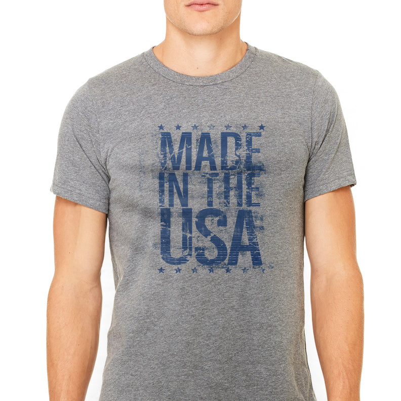 Men's Made in The USA Graphic T-Shirt