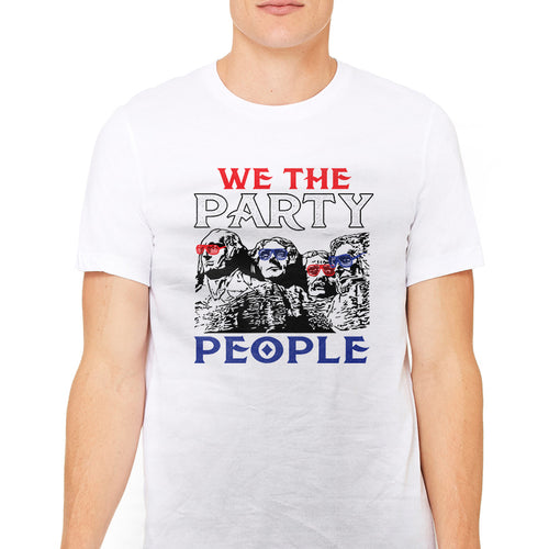 Men's We The Party People Graphic T-Shirt