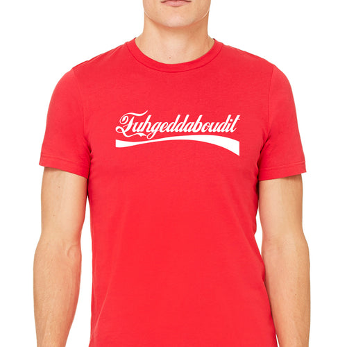 Men's Fuhgeddaboudit NJ Graphic T-Shirt