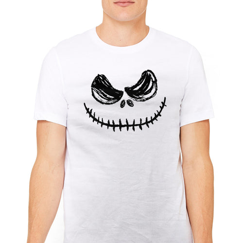 Men's Jack Skellington Nightmare Before Christmas Graphic T-Shirt