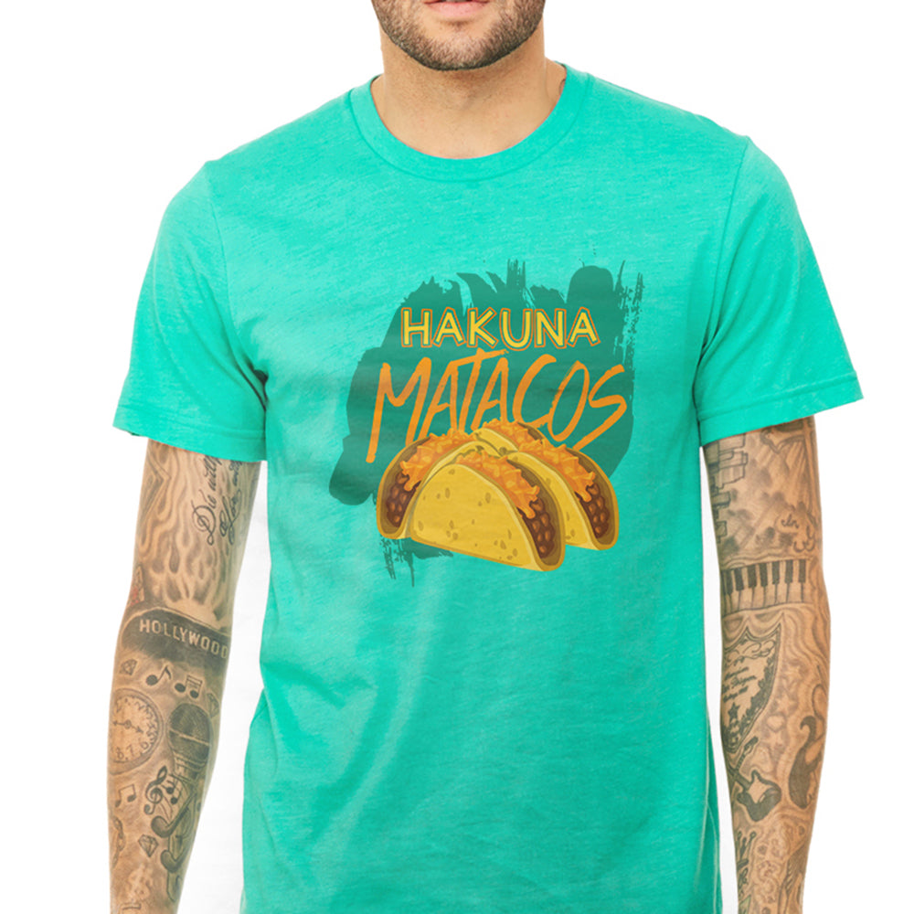 Men's Hakuna Matacos Graphic T-Shirts