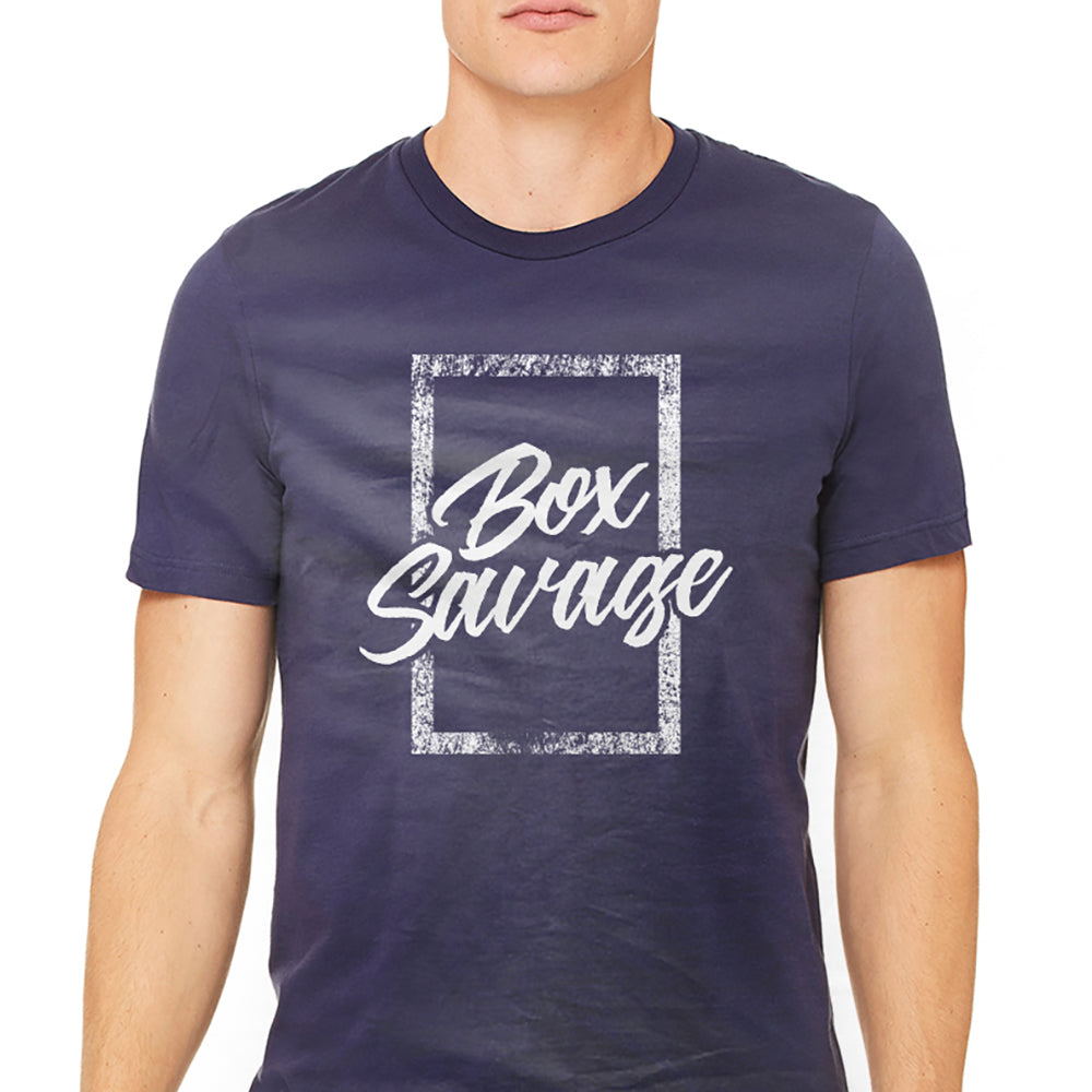 Men's Savage Box Graphic T-Shirt