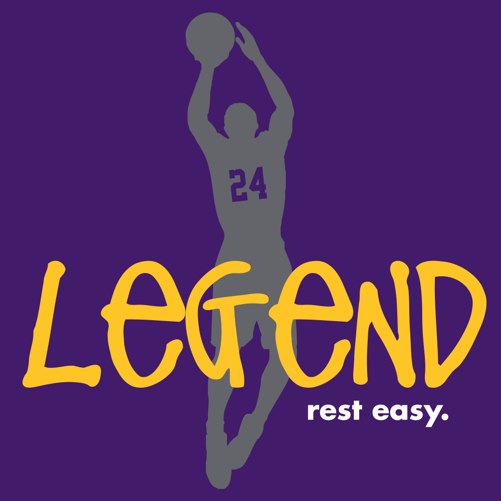 Rest East Legend Graphic T-Shirt