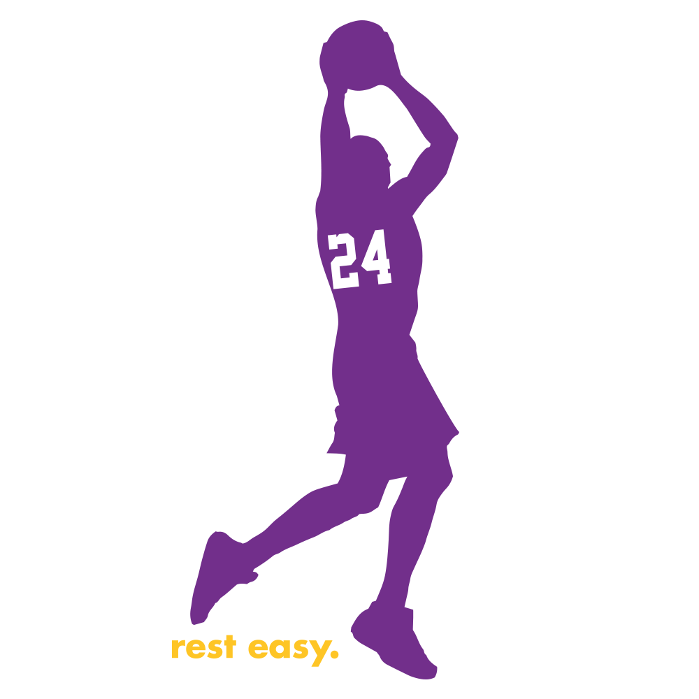 Rest Easy 24 Graphic T-Shirt