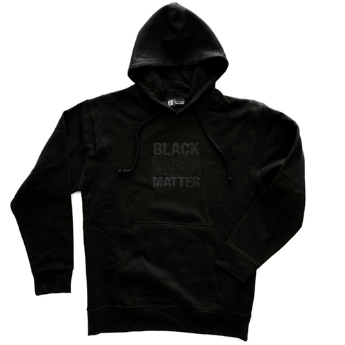 Black Lives Matter Pullover Hoodie Benefiting The Black Lives Matter Organization