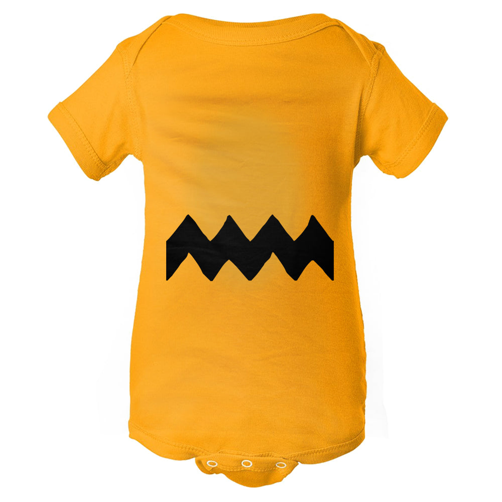 Charlie Brown Baby Onesie