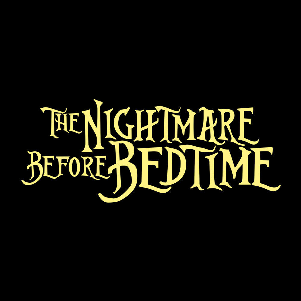 The Nightmare Before Bedtime Baby Onesie