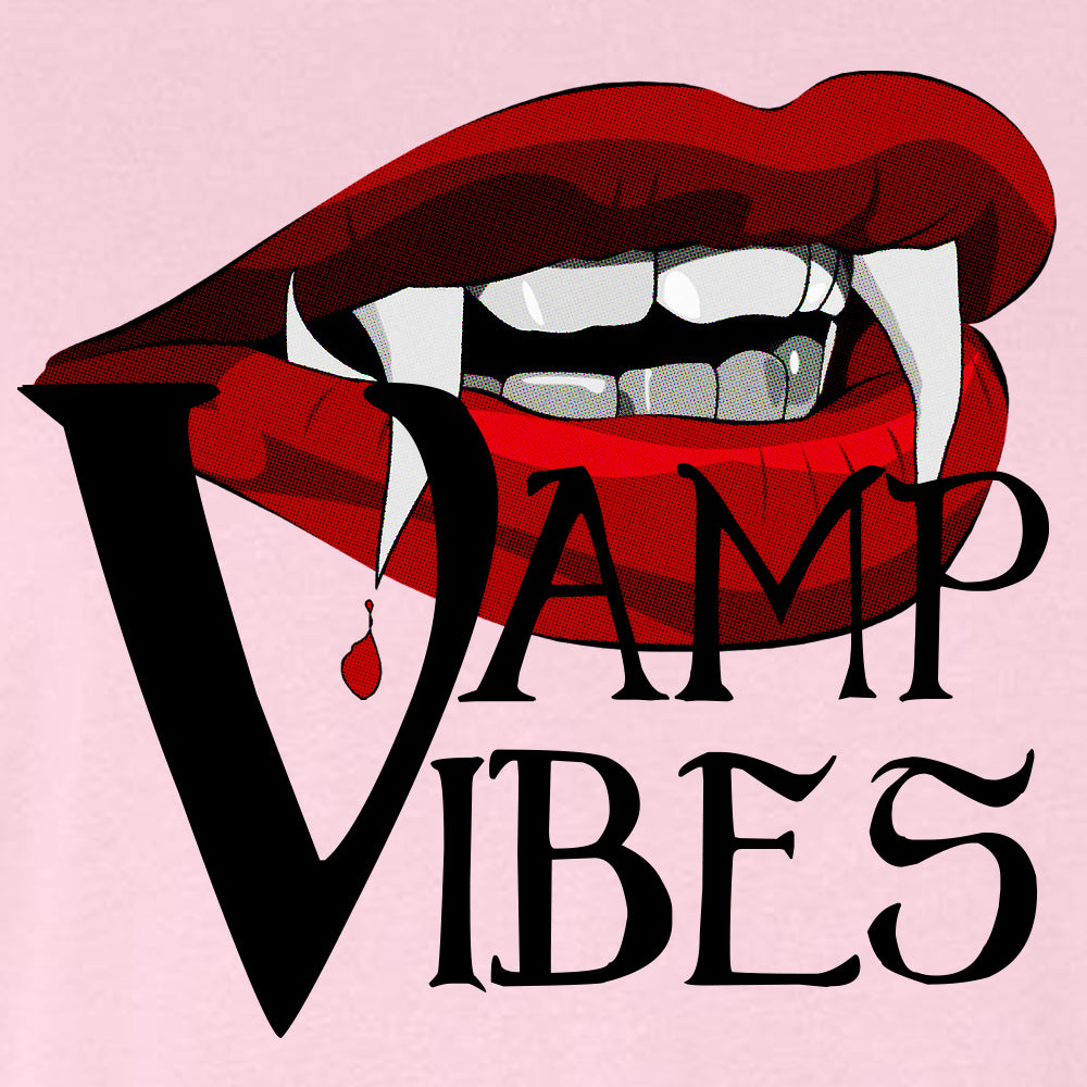 Womens Vamp Life Graphic T-shirts