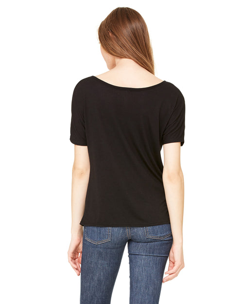 Nap Queen Slouchy T-Shirt Black