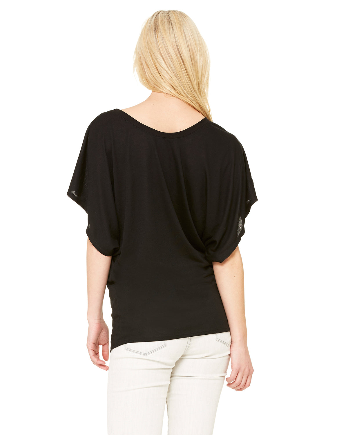 Sympathy Draped Sleeve Dolman Shirt