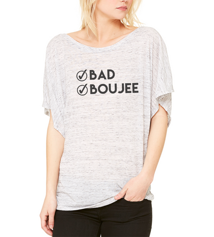 Bad & Boujee Crop Tank
