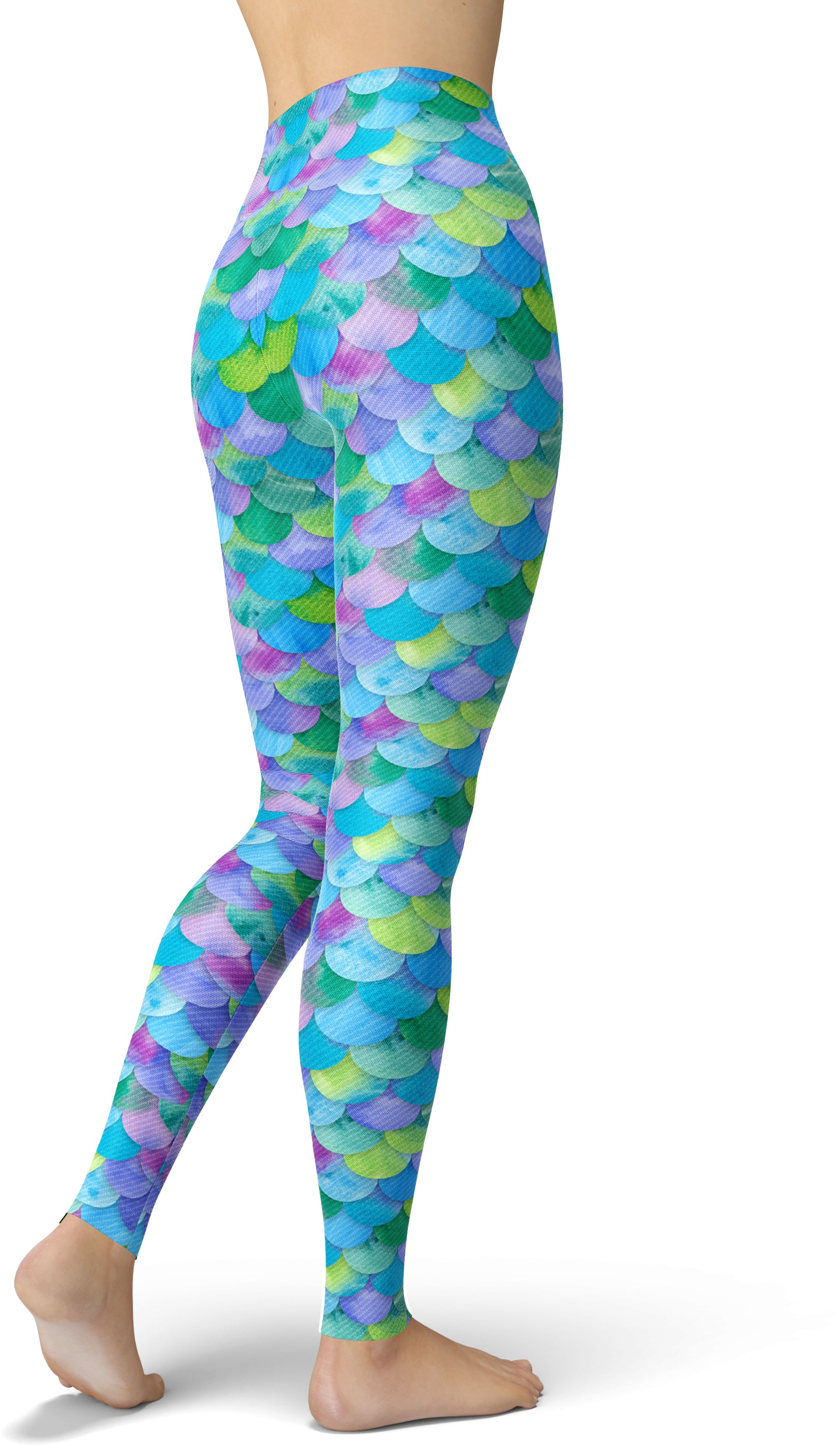 Sebastian Scale Leggings