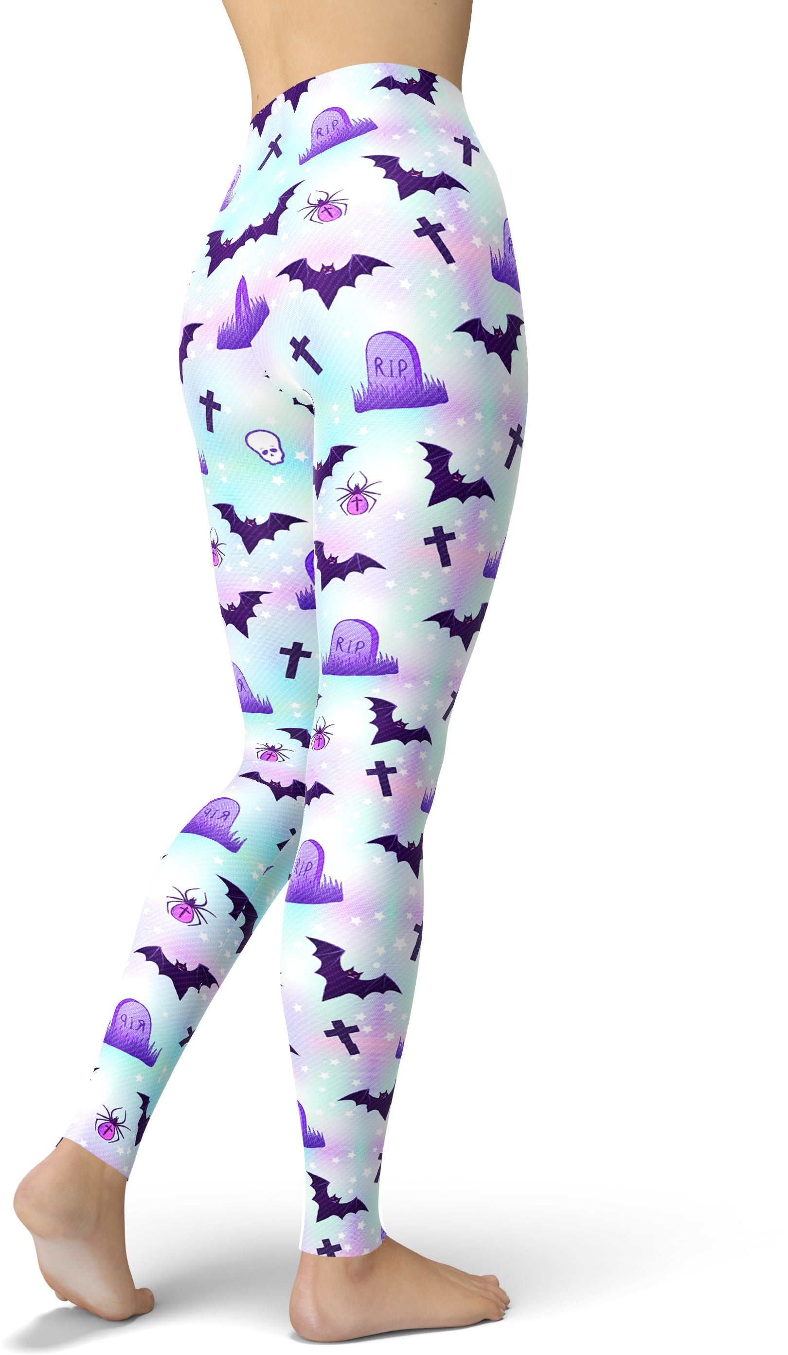 Sweet Grave Digger Leggings