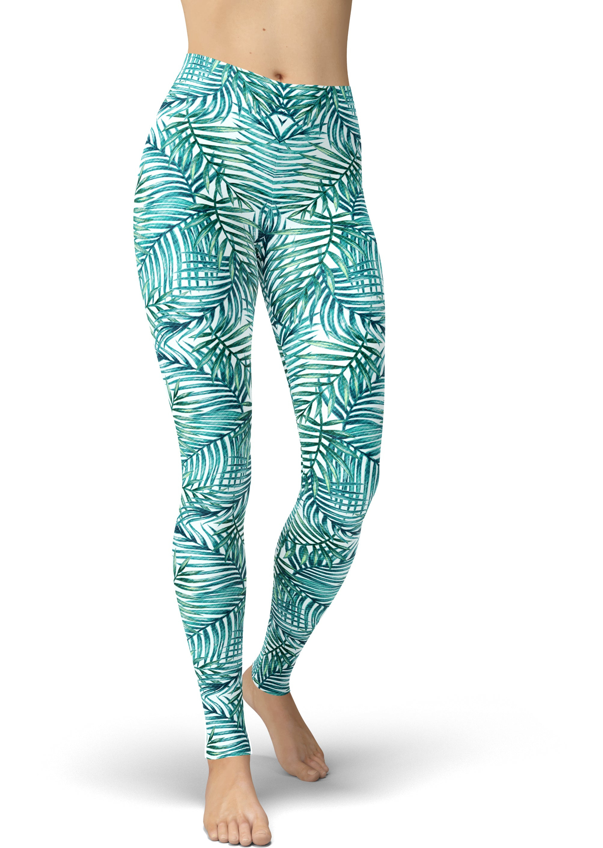 Tropic Mint Breeze Leggings