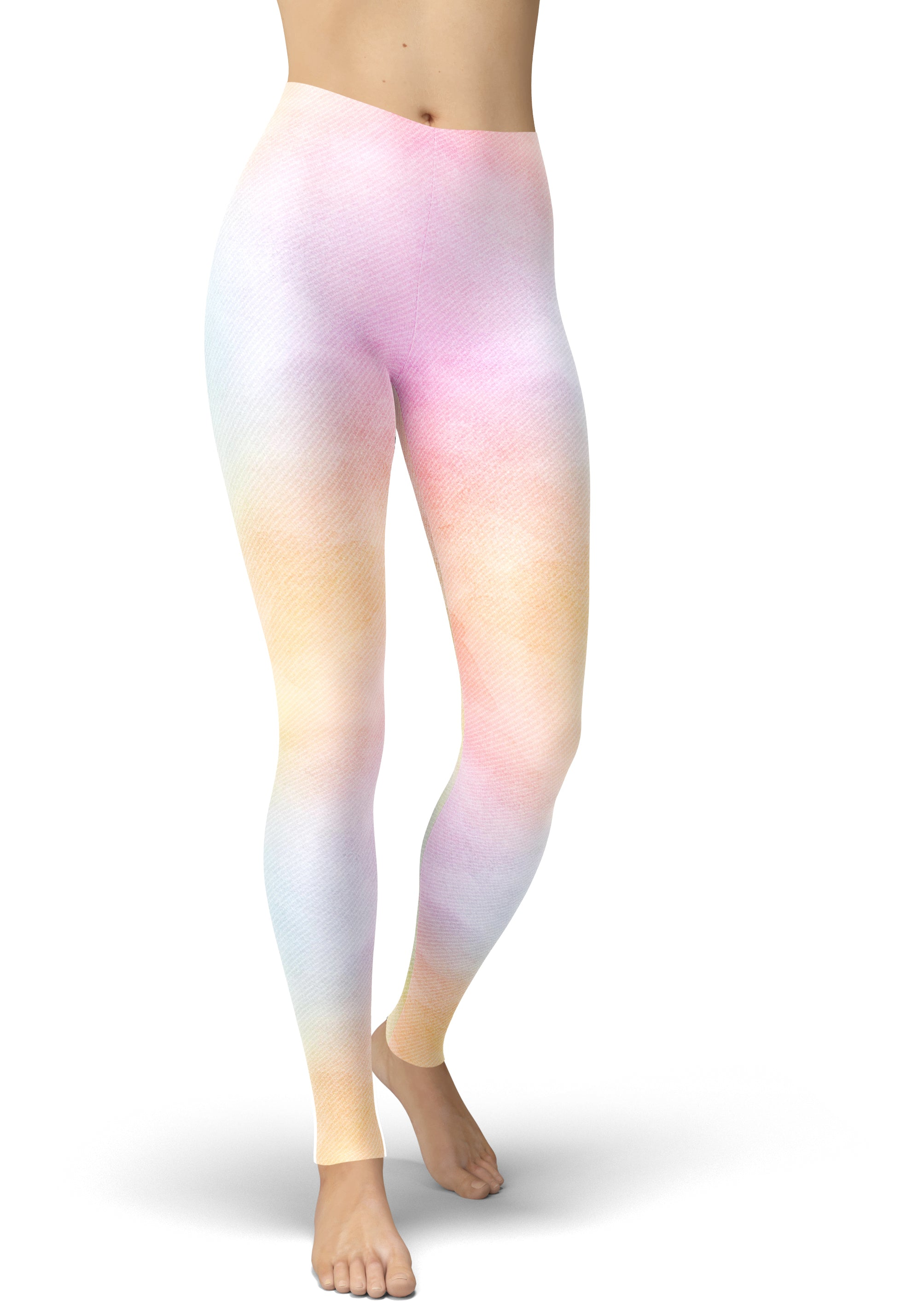 Pastel Diffusion Leggings
