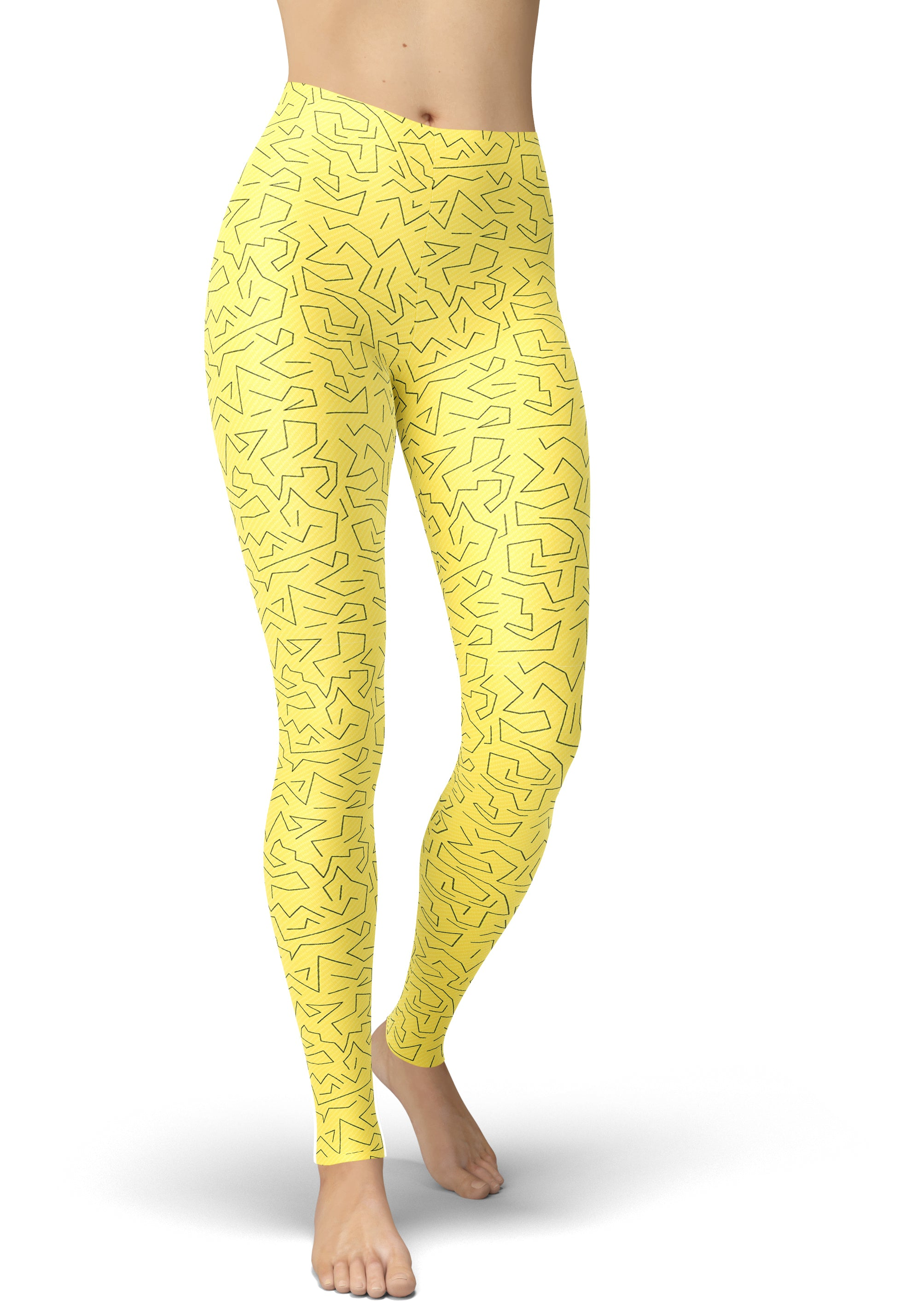 Yello Retro Leggings